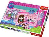 Pussel 50 bits Littlest Pet shop Lumi